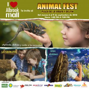 Animal Fest en Kioskos de Albrook